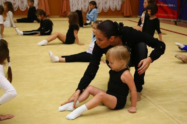 художественная гимнастика в митино для детей термогольфы Отдельно